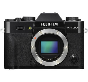 Fujifilm X-T20 Mirrorless Digital Camera - Body Only